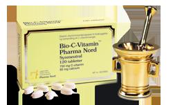 Bio-C-Vitamin Pharma Nord Syreneutral