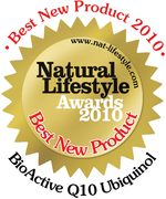 Best New Product 2010 - Natural Lifestyle Magazine Awards