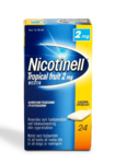 Nicotinell Tropical Fruit 2mg 24 stk.