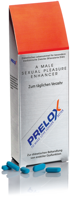 Prelox – Erektile Dysfunktion