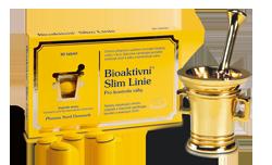 Bioaktivní Slim Linie