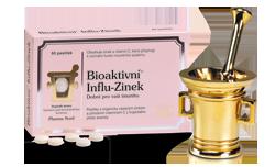 Bioaktivní Influ-Zinek