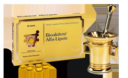 Bioaktivní Alfa-Lipoic