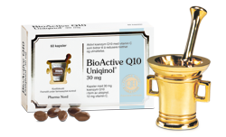 BioActive Q10 Uniquinol 60 stk.
