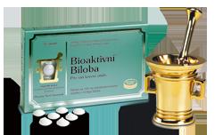 Bioaktivní Biloba 100 mg
