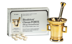 Bioaktivní Chrom Forte 100 mcg (60 tablet)