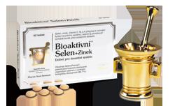 Bioaktivní Selen+Zinek