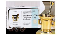 Bioaktivní Q10 Uniqinol 100 mg