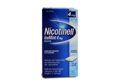 Nicotinell IceMint 4mg 24 stk.