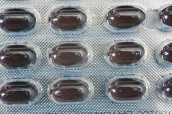 Pharma Nords Q10-kapsler kommer i en hygiejnisk blisterpakning