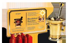 Bioaktivní Karoten RODINNÉ BALENÍ (90 kapslí)