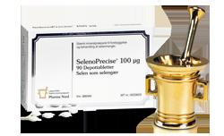 SelenoPrecise 100 µg Depottablet