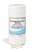 Glucosamin Pharma Nord 1000 stk.