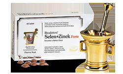 Bioaktivní Selen+Zinek Forte