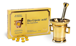 Bio-Lipoic Acid (Bio-Liponzuur)  90 tabs